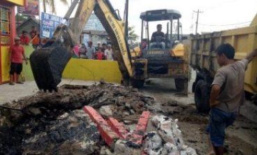 Proyek 1,5 M Normalisasi Saluran Drenase Jalan Merdeka Tanjung Tiram Diharapkan Dapat Menjadi Solusi Banjir