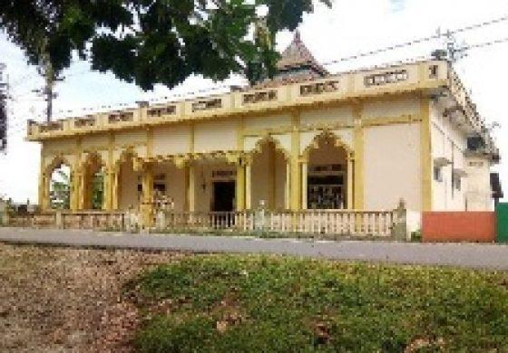 Melihat Mesjid Jami' Salah satu Mesjid Tertua di Batubara