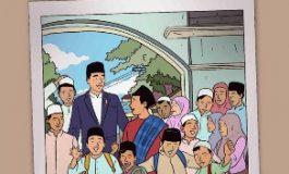Jokowidodo : Selamat Maulid Nabi Muhammad
