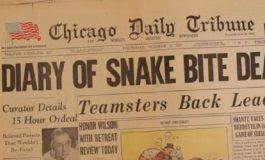 Digigit Ular, Ahli Reptil Ini Justro Mencatat Kematiannya Sendiri