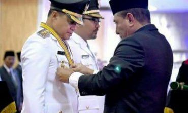 Lantik Bupati-Wakil Bupati Batubara, Gubsu Berpesan soal Imam dan Loyalitas