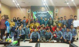 Ikatan Mahasiswa Batubara Yogyakarta Dilantik