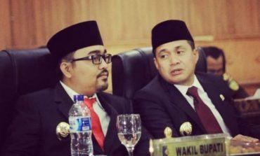 Berbeda Pilihan Politik di Pilpres, Bupati dan Wakil Bupati Batubara Tetap Profesional