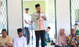 Zahir Rayakan HUT Al Wasliyah ke 89 di Batubara