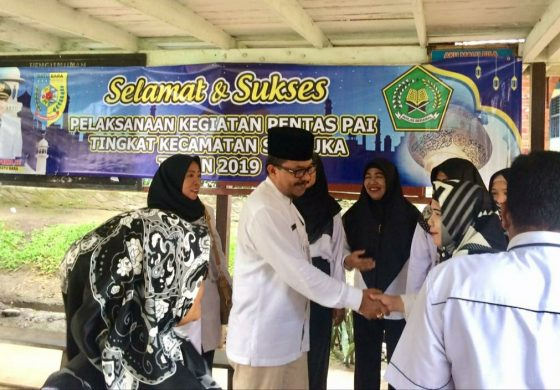 Ilyas : Pendidikan Agama Islam Tidak Dihapus Dalam Kurikulum