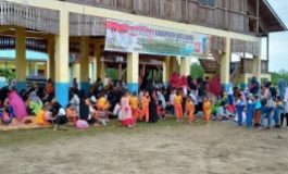 Himpaudi Tanjung Tiram Gelar Gebyar PAUD