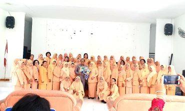 Dharma Wanita Unit Disdik Batubara Harus Bermanfaat Bagi Anggota dan Masyarakat