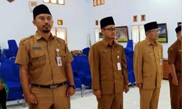 Lagi, Bupati Zahir Lantik Pejabat Eselon di Batubara