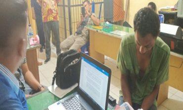 Beraksi Disiang Bolong, Pemuda ini Babak Belur Dihajar Warga