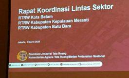 DPRD Batubara Di-deadline Selesaikan Perda RTRW Sebelum Mei 2020