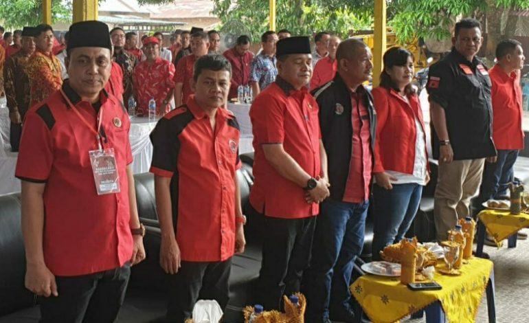 Bupati Zahir : PDI Perjuangan Berkeinginan Rakyat Batu Bara Sejahtera