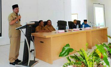 Bupati Batubara, Zahir : Tolong Bantu Sosialisasikan Perubahan Nomenklatur Satuan Pendidikan
