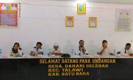 Lagi, Gegara Covid-19, Pesta Tapai di Batubara Terpaksa Ditunda