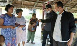 Ditengah Wabah Corona, Bupati Zahir Edukasi Warganya