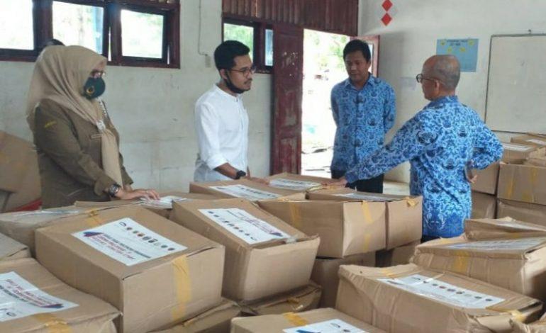 Andi Kunjungi Gedung Sembako, Kadinsos : Bantuan JPS Sudah tersalur di 5 Kecamatan
