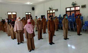 Zahir Lantik 44 Pejabat di Jajaran Pemkab Batubara