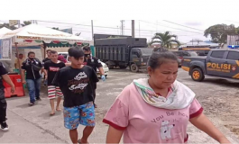 'Kampung Narkoba' Digerebek, Polres Amankan 3 Terduga