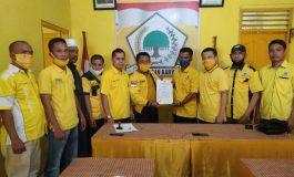 Siap Jayakan Golkar Batubara, Ismar Khomri Daftar Calon Ketua