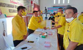 Muscam Golkar Tanjung Tiram, Ismar : Jemput Aspirasi Kader Arus Bawah