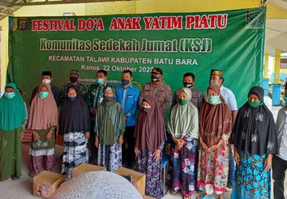 KSJ Talawi Gelar Festival Doa dan Santuni Anak Yatim Kaum Dhuafa