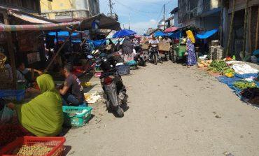 Memacati Badan Jalan, 200 PKL Bakal di Relokasi ke Pasar Inpres