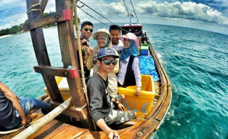 Destinasi Wisata Pulau Pandang dan Salahnama Jadi Favorit di Batubara