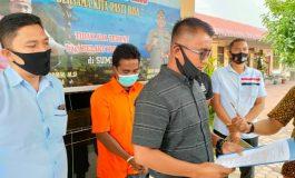 Diduga Korupsi Dana Desa, Mantan Kades Gunung Rante Gol