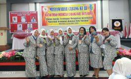 Muliana Dewi Terpilih Pada Muscang IBI Kabupaten Batubara