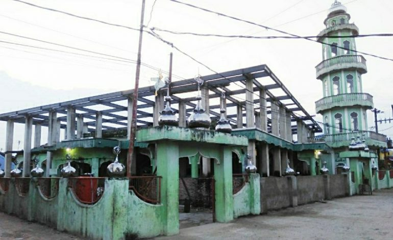 Renovasi Mesjid Ukhuwah Islamiyah, Butuh Dermawan