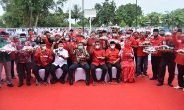 HUT ke-48 PDIP : Wujudkan Indonesia Berkepribadian Dalam Kebudayaan