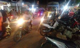 Begini Potret Malam di Kota Tanjung Tiram