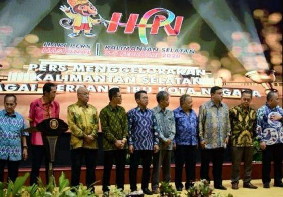 Perayaan HPN 2021, 9 Wartawan Senior Mendapat Anugerah PCNO