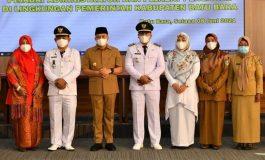 27 Pejabat Dilantik, Muhammad Iqbal Pimpin Camat Tanjung Tiram